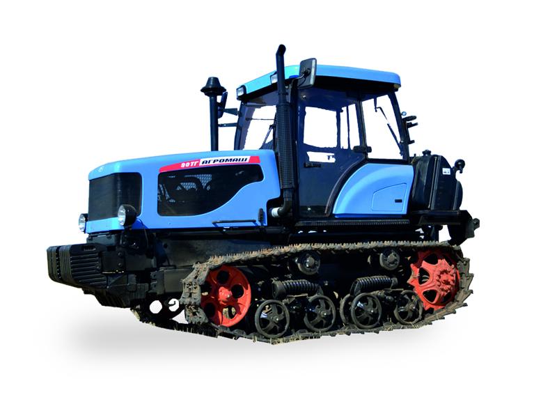 Трактора гусеничные