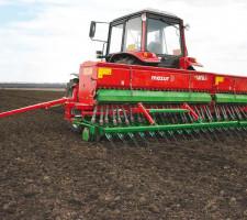 Сеялка для посева зерновых культур Mazur