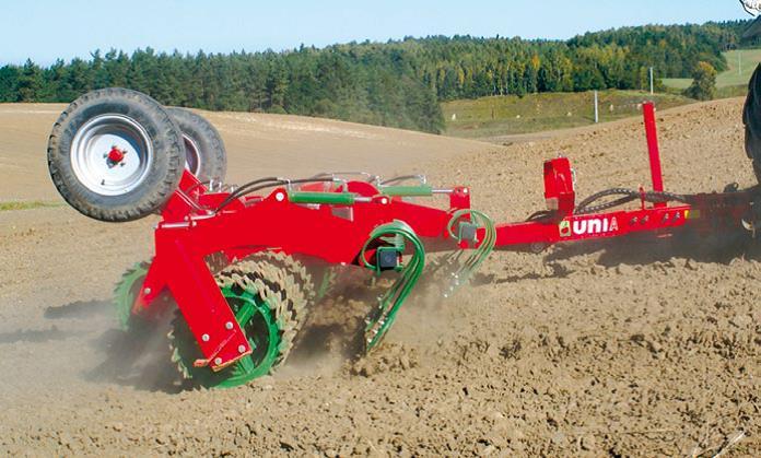 GNIOT - уплотняющий почву каток