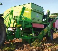 Комбайн для картофеля и овощей PYRA 3000