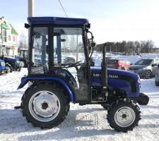 Колесный трактор 24 л.с.