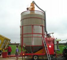 Мобильная зерносушилка FRATELLI PЕDROTTI Large 300