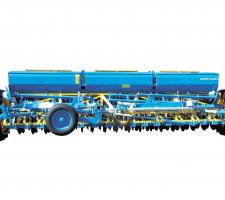 Сеялка зерновая СРЗ-5,4 (36 сошников, 15 см. междурядье, пружинные загортачи)