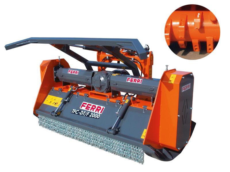 Мульчер на трактор FERRI TFC-DT/F 2200
