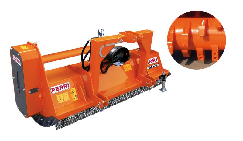 Мульчер на трактор FERRI TFC/F 1600