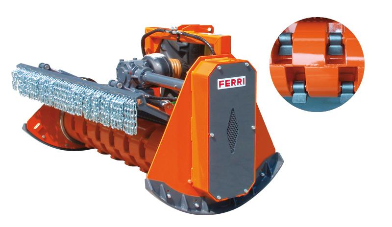 Мульчер на трактор FERRI TFC/R 1600