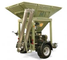 Дробилка влажного зерна Romill M1