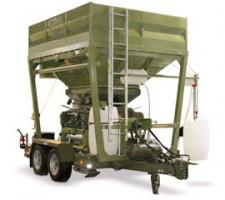Дробилка влажного зерна Romill M2