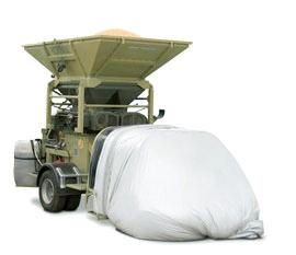 Дробилка влажного зерна Romill CP2