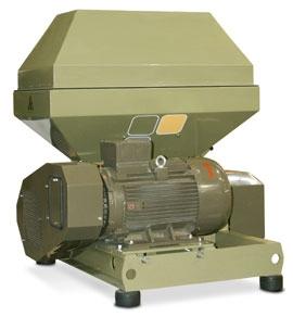 Плющилка зерна вальцовая Romill S600