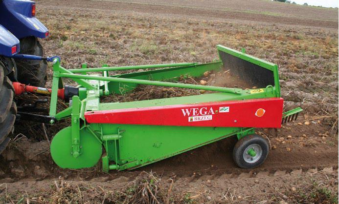 Копалки WEGA 1400/1600