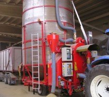 Мобильная зерносушилка FRATELLI PЕDROTTI Large 240