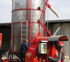 Мобильная зерносушилка FRATELLI PЕDROTTI Super 120