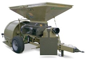 Дробилка влажного зерна Romill CP1 Little