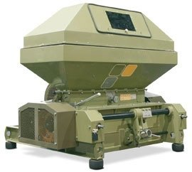 Плющилка гранул вальцовая Romill SG600, SG900, SG1200